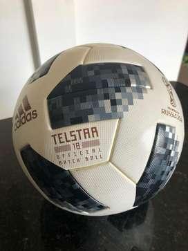 Pelota de futboll Telstar Adidas