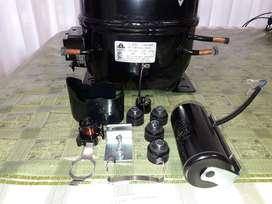 Motocompresor Huayi  de  Medio  Hp