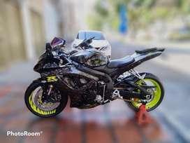 Gsxr 600 hermosa