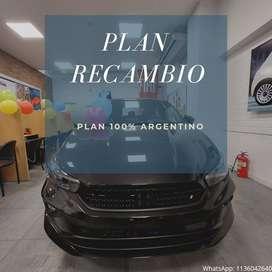 Fiat RECAMBIO 100% Argentino.