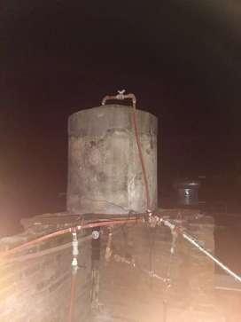 Tanque de agua 500L
