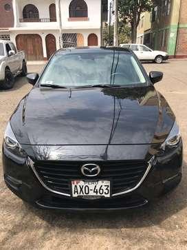 Venta Mazda 3 2017
