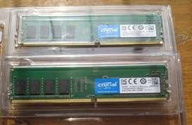 Memoria Ram 4gb ddr4 2400MHz