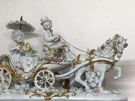 Porcelana Capo Di Monti original