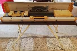 SINGER máquina de tejer