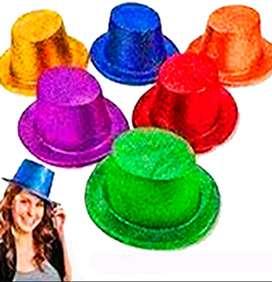 carnaval de sombreros en espuma