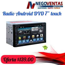 RADIO DECARRO ANDROID CD DVD