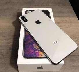 VENDO IPHONE XS MAX 256GB, UN MES DE USO