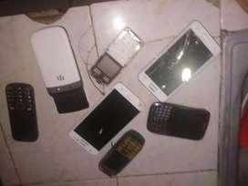 Baratos celulares pa repuestos