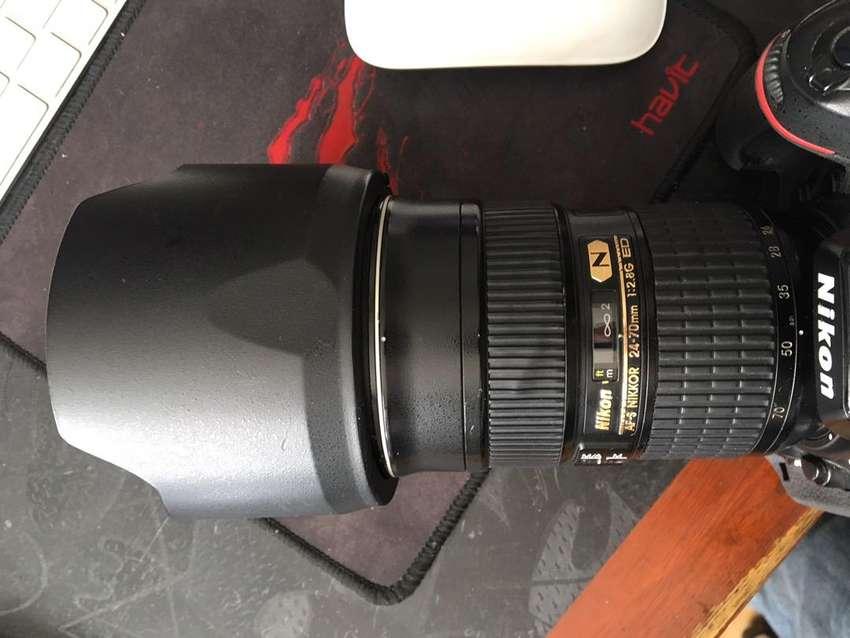 Lente Nikon 24-70 2.8