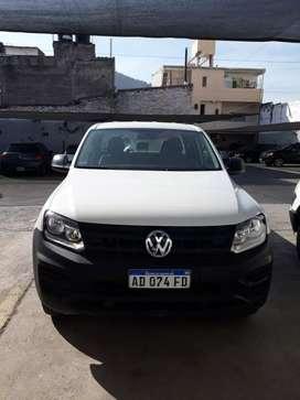 VW Amarok Trendline 2018 2.0 cd Tdi 140cv