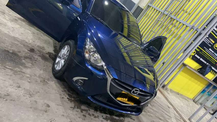 Mazda 2 Sedan Touring 2020 Automatico