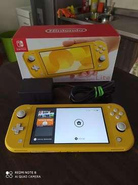 Nintendo Switch Lite (LEER)(PRECIO FIJO)