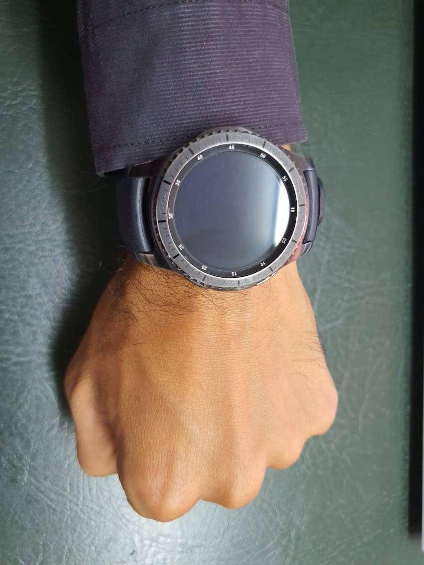 Reloj Samsung Gear S3 Frontier