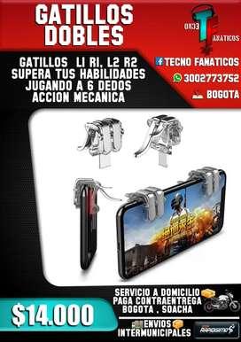 Gatillos L1 R1