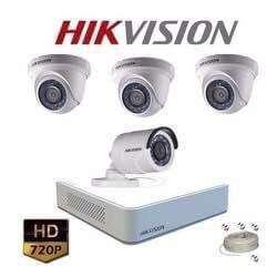 Sistema de camaras de vigilancia