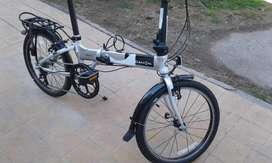 Oportunidad Bicicleta Plegable Dahon Mariner 7