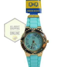 Relojes Análogos Q y Q Dama Colores Elegantes
