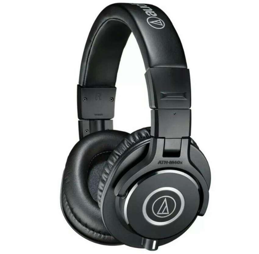 Auriculares Audio Techica Athm40 0