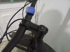 Bicicleta Road master jumper doble suspensión