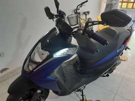 VENDO MOTO AGILITY ALL NEW. MOD.2021