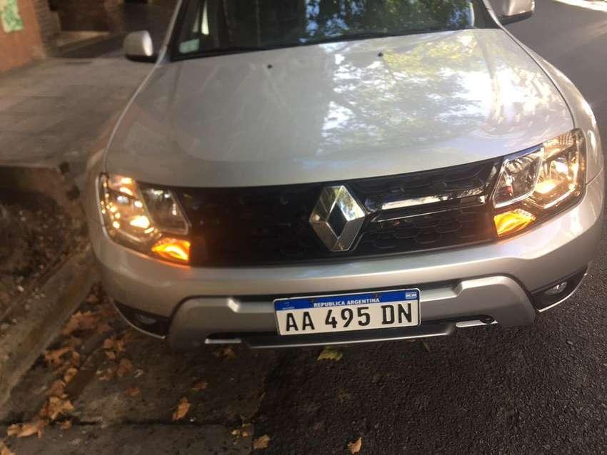 Vendo Renault Duster privilege 0