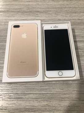 Vendo iphone 7 plus de 128 gb , como nuevo