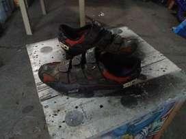 vendo zapatillas de mtb .talle 41