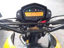 Vendo moto cerro 150 chemical