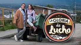 La Gloria de Lucho (2019) Serie Completa 80 Capítulos ENVÍO INCLUIDO