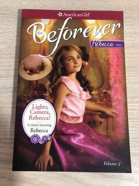 Beforever Rebecca
