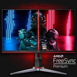 Monitor Gaming Aoc 24g2 144hz 1ms Ips Full Hd
