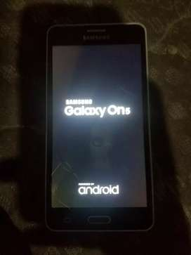 Vendo samsung on5 para repuestos