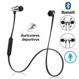 Auricular Bluetooth con micrófono