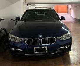 BMW 320 Luxury 2016/2017