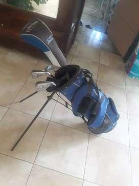 Set golf junior callaway serie xj 6-10 años