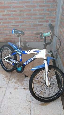 Bicicleta Niño Rod 20 Raleigh BMX