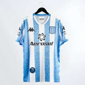 CAMISETA RACING CLUB ARGENTINA 20/21