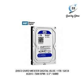 DISCO DURO / HDD (PC)