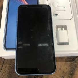 Iphone XR 64GB celeste!