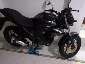Moto nueva 2020 con 613 kilómetros