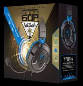 Auriculares gamer Turtle Beach Recon 60p