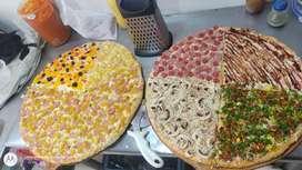 Busco empleo como ayudante de pizzería