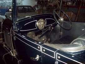 ford A phaeton 1929 con veraces 92000km