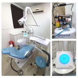 De oportunidad se vende consultorio odontologico