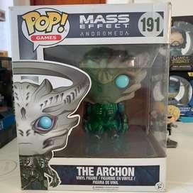Funko Pop The Archon (191) Mass Effect Andromeda