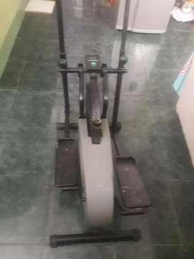Maquina para ejercicio