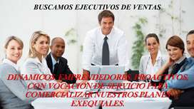 EJECUTIVO(A) DE VENTAS