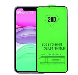 Vidrio templado iphone 11