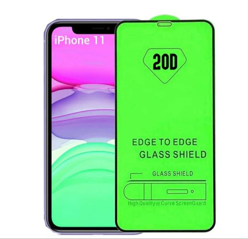 Vidrio templado iphone 11 0